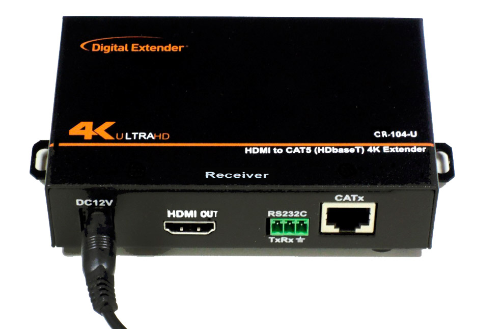 Digital Extender CR-104 (HDBaseT)